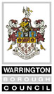 Warrington logo